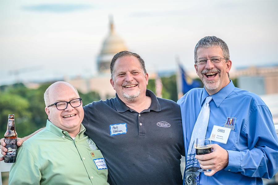 Brewers Association Hill Climb Washington D.C.