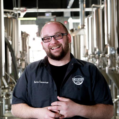 Kurtis Cummings | Switchyard Brewing Company