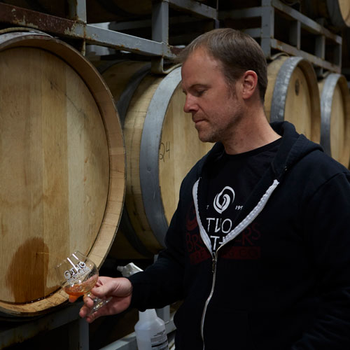 Jason Ebel | Two Brothers Brewing Company
