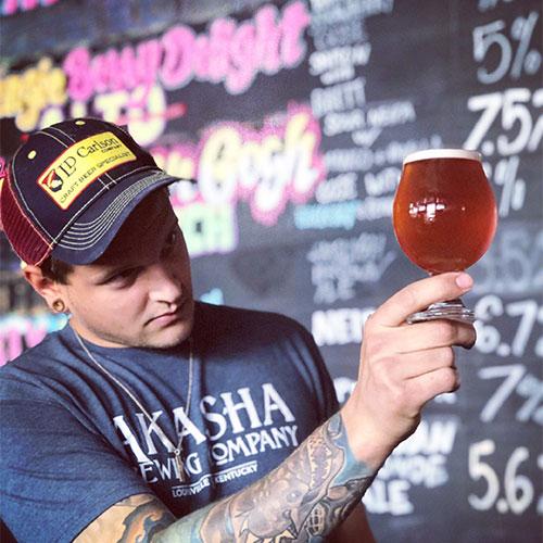 Spencer Guy | Akasha Brewing Company