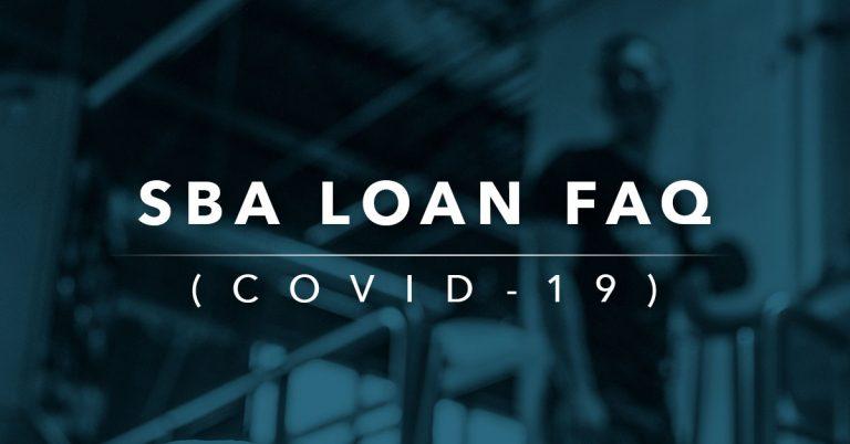 SBA Loan FAQ
