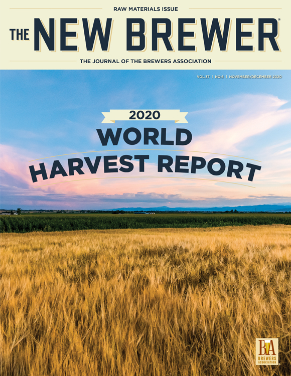 NovDec The New Brewer 2020